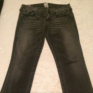 "True religion jeans ""johnny"" style"